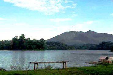 Keindahan Panorama Situ Gede