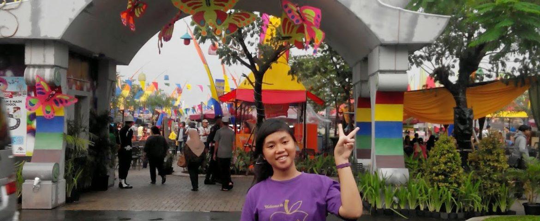 Pasar Senggol Summarecon Mal Bekasi