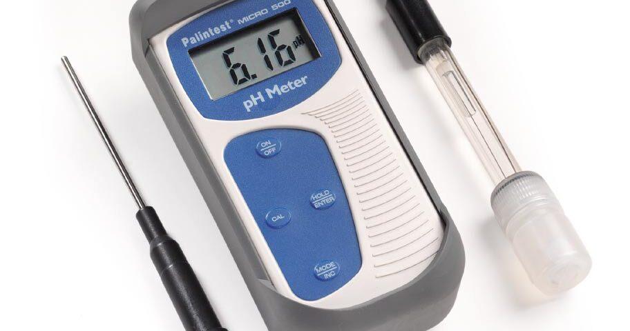 PH Meter Pengukur Tingkat Keasaman