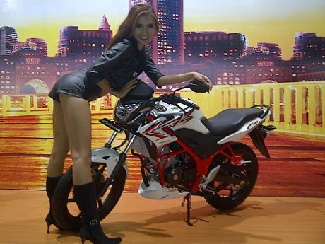 Yamaha New Vixion Lebih Laris