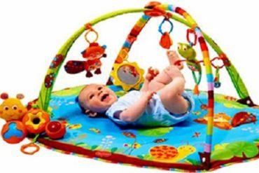 Memilih Mainan Bayi Sesuai dengan Usia yang Dimiliki