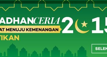Lazada: Paket Ramadhan Ceria dengan Diskon up to 90%