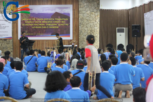 Angklung Perform40