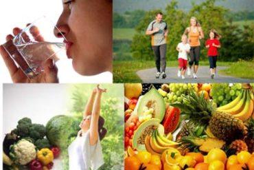 Tentang Cara Pola Hidup Sehat