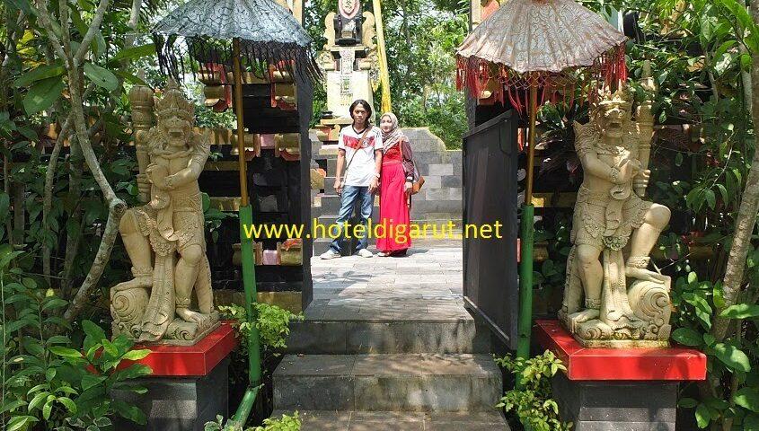 Kampung Bali antara Kampung Sampireun dan Bali