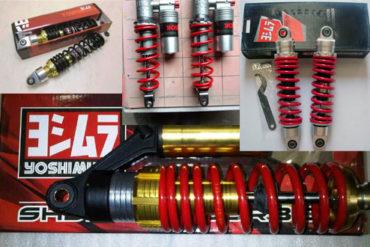 Langkah Merawat Shockbreaker Motor