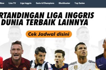 Cara Nonton Liga Champions Di Smartphone