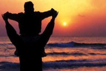 Peran Ayah, Dimulai Ketika Bayi Masih di Kandungan