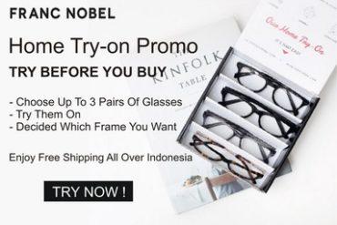 Kacamata Online Dengan Produk Terbaik