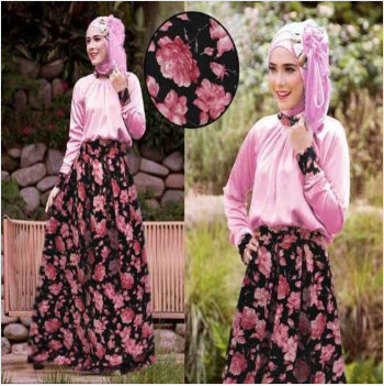 Tips Memilih Baju Muslim Sesuai Dengan Bentuk Tubuh