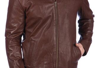 Ini Dia Model Jaket Kulit Pria Terkini