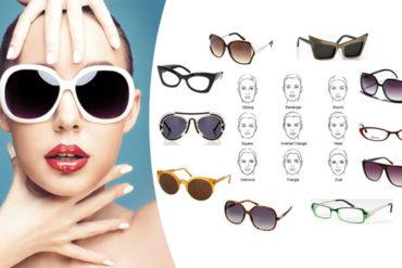 Kacamata Wanita yang Sesuai Dengan Bentuk Wajah