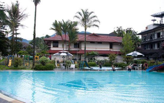Parama Hotel rekomendasi Hotel terbaik di Puncak Bogor