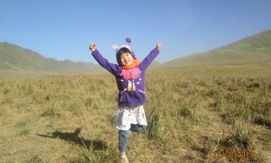 Beberapa Tips Mengajak Anak Untuk Mendaki Gunung