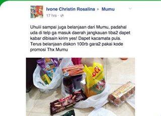Berbagi Saat Bulan Ramadhan Dengan Sembako