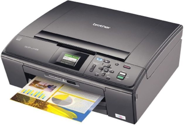 Printer warna laser