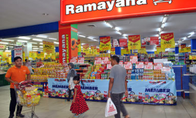 Mau Discount? Belanja di Ramayana Jakarta Selatan Aja