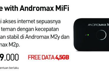 Rasakan Kecanggihan Teknologi Terbaru Modem 4G LTE Smartfren