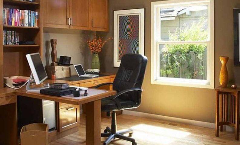 Desain Interior Ruang Kerja