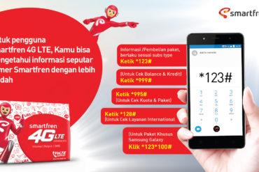 Keunggulan Paket Internet Smartfren 4G LTE