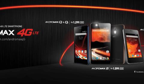 andromax 4g LTE