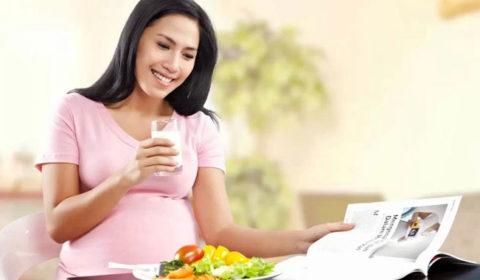 makanan untuk ibu haminl