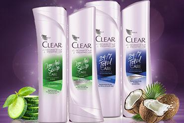 Clear Shampo Solusi Untuk Rambut Lebih Indah