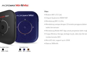 M2S Modem Wifi Dengan Jaringan 4G LTE