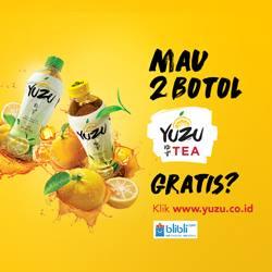 Khasiat Yuzu Citrus Melalui Yuzu Tea