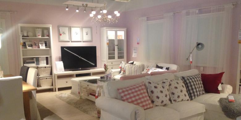 Furniture Untuk Memperindah Ruang Tamu Produk IKEA