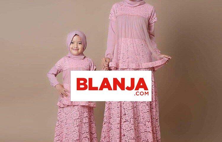 Gamis Muslim Anak 3 – 7 Tahun, Couple With Mom
