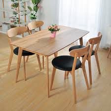 Memilih Model Meja Makan Kayu di IKEA