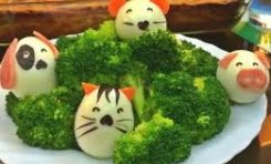 Nilai Gizi Sayuran Untuk Anak