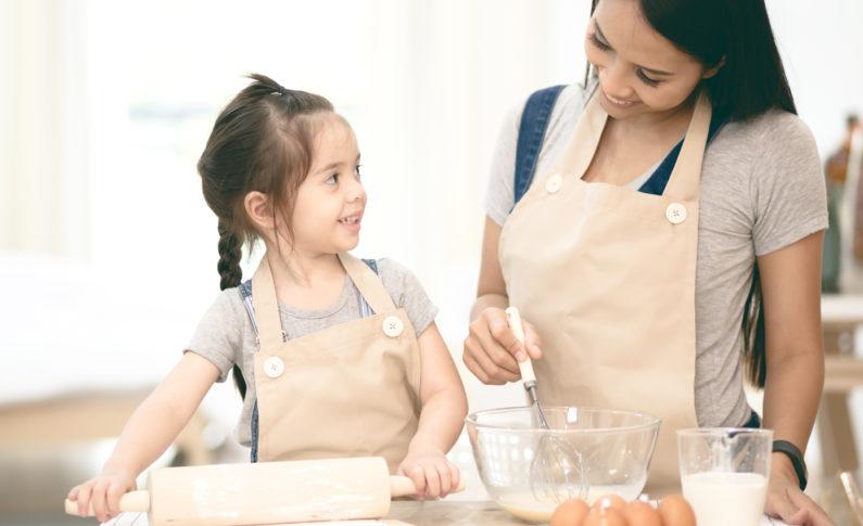 Hal Kecil Yang Bisa Mendekatkan Hubungan Ibu dan Anak