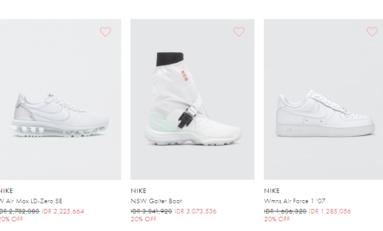 Nyamannya Belanja Sepatu Nike Original di bobobobo.com