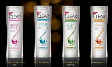 Shampo Untuk Rambut Berminyak Clear