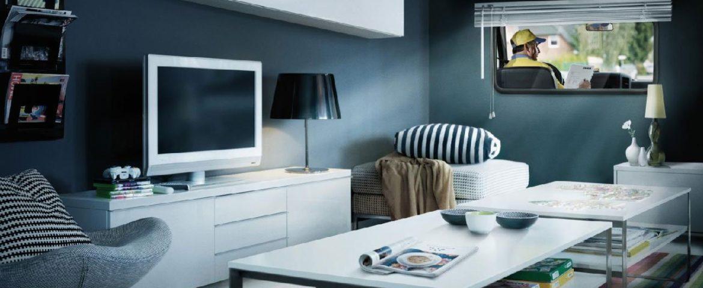 Cara Menata Ruang Keluarga Menggunakan Produk IKEA