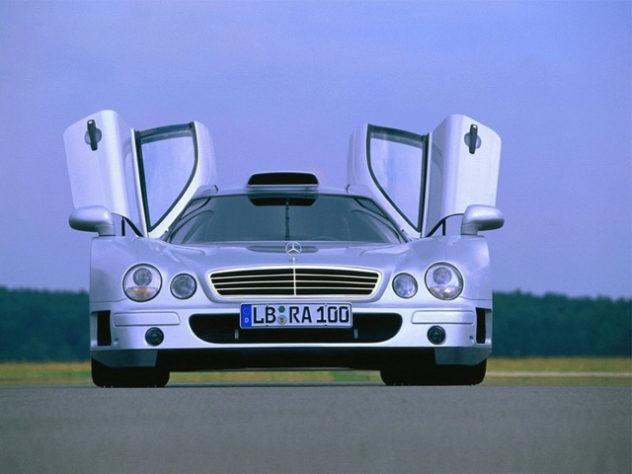 Mobil Sport Mewah Mercedes Benz