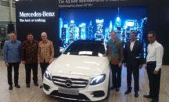 Daftar Harga Mobil Mercedes Benz Terbaru 2018