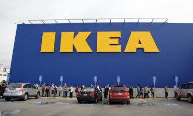 Harga Dan Model Lemari Pakaian BREIM Di IKEA