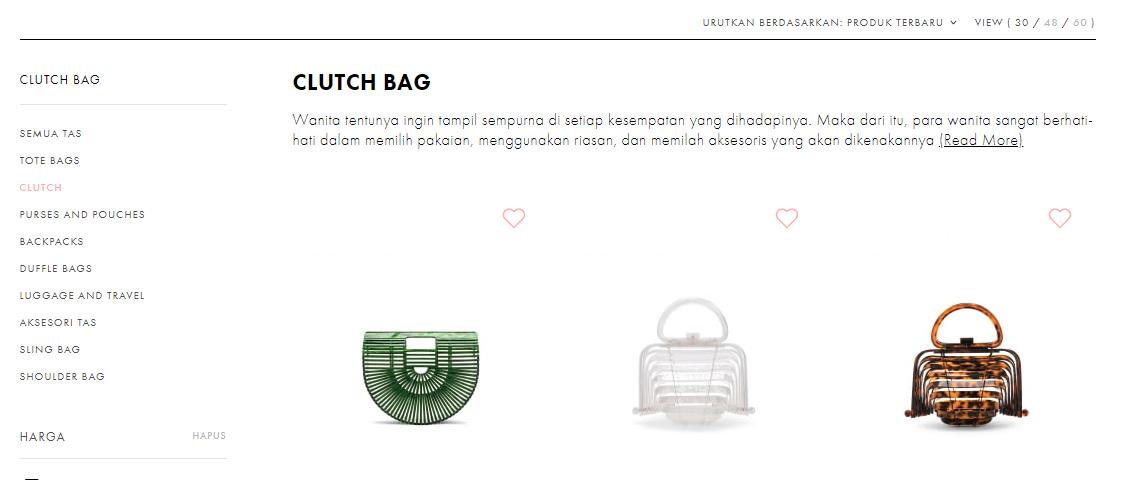 Tips Bermanfaat Sebelum Membeli Tas Clutch Branded