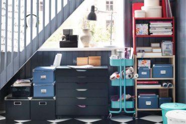 Perabotan Kantor yang Lengkap Hanya di IKEA