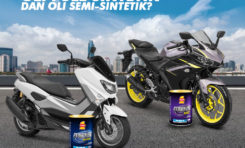 Oli Top One Review, Oli Motor Matic Terbaik