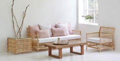 Desain Ala IKEA Untuk  Menata Ruang Keluarga Dengan Ukuran Minimalis.