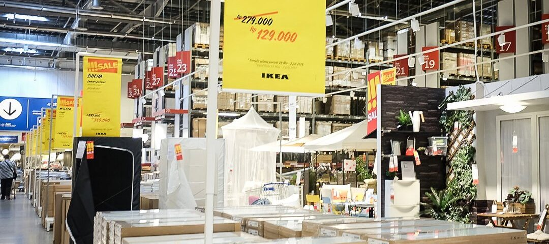 Tips Belanja Online Furniture Murah di Ikea