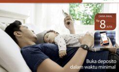 Cara Mengajukan Deposito Online Bunga 7% di Bank Sinarmas