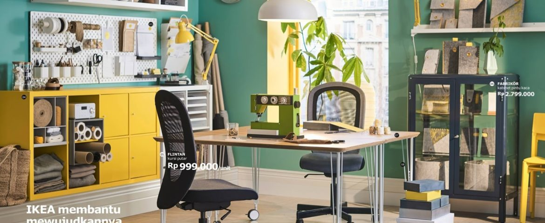 Membeli Perabotan Kantor IKEA Banyak Untungnya