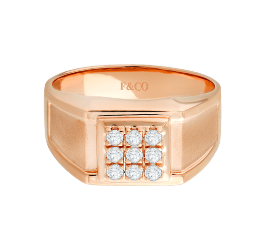 Tips Sederhana Memakai Diamond Ring For Mens