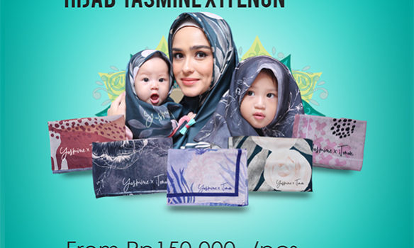 Model Hijab Printing yang Sedang Trend