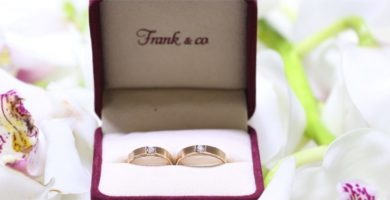 Perhiasan Berlian Asli Untuk Pernikahan